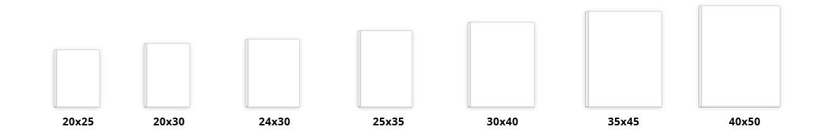 Formati Fotolibri
